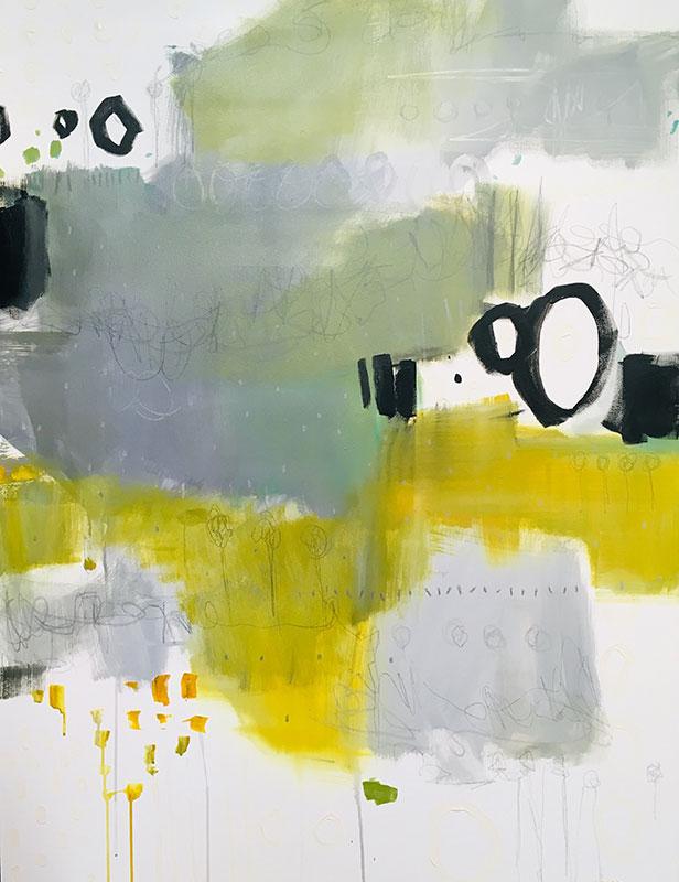 claudia mccabe - Dreamt - Acrylic