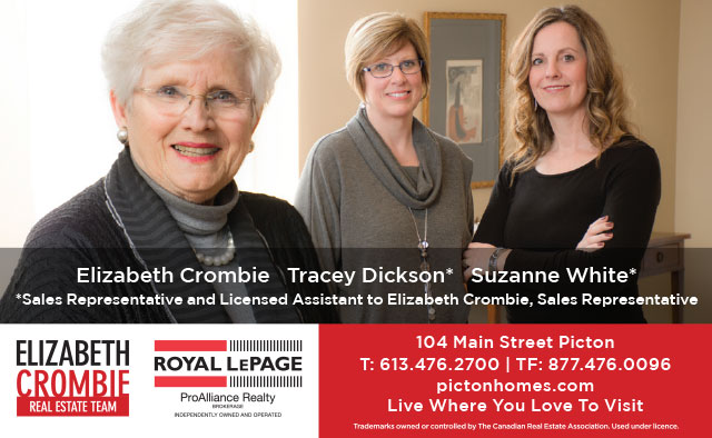 Elizabeth Crombie Real Estate Team, Royal LePage ProAlliance Realty Brokerage