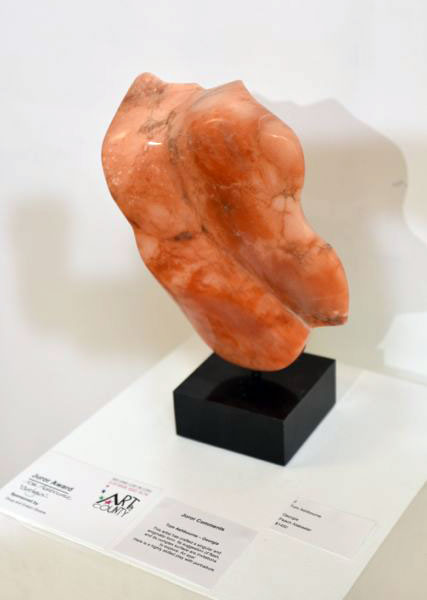 Tom Ashbourne - Georgia, Peach alabaster
